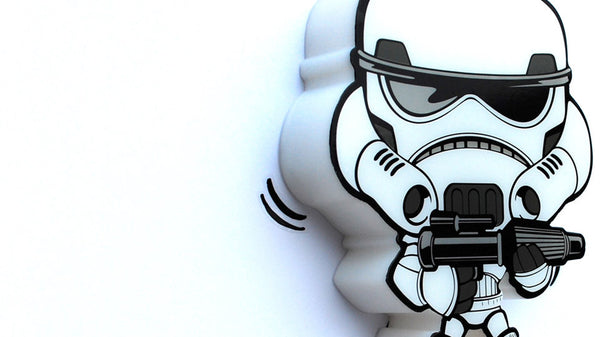 Mini Stormtrooper Light