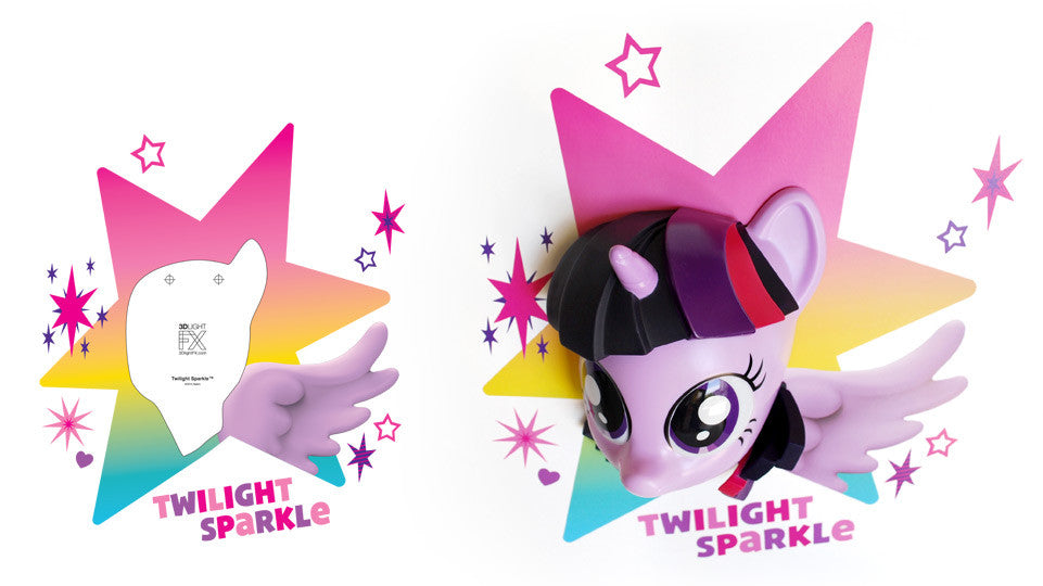 Crack Sticker - My Little Pony Twilight Sparkle