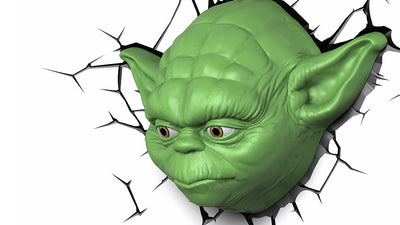 Yoda Face Light