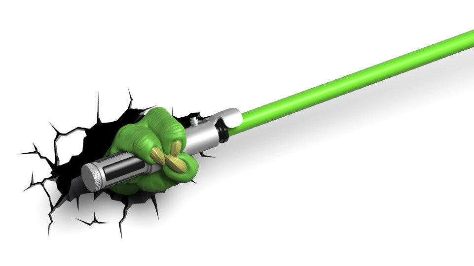 Yoda's Lightsaber Light