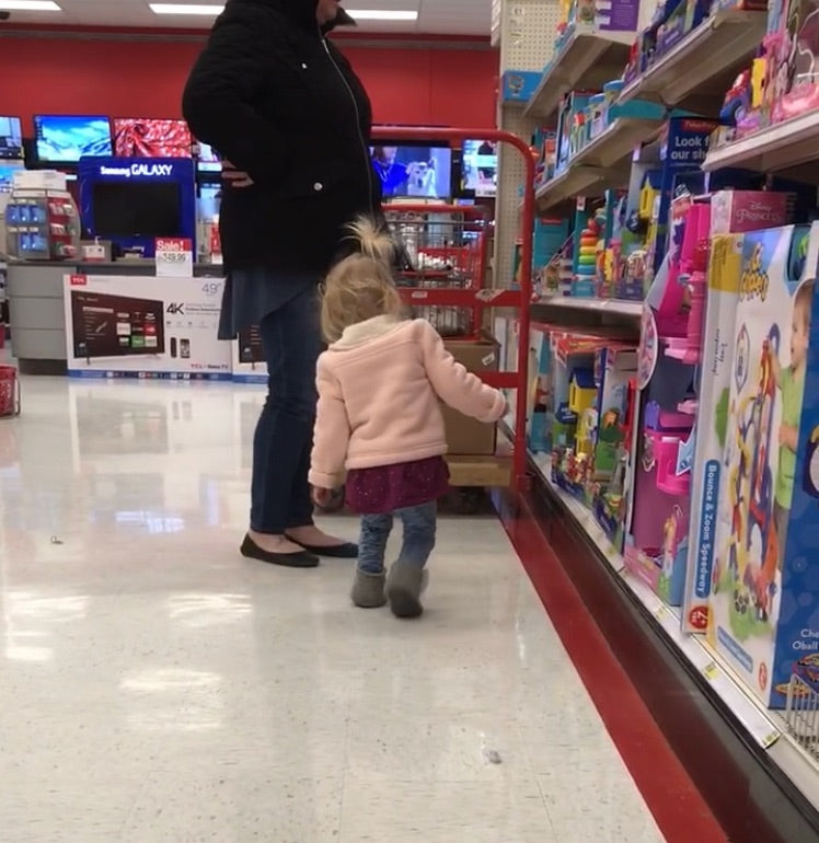 Why My Daughter Hates Target