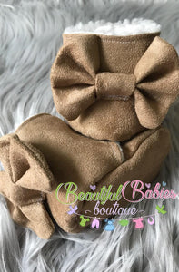 ADD ON - Bow for Booties