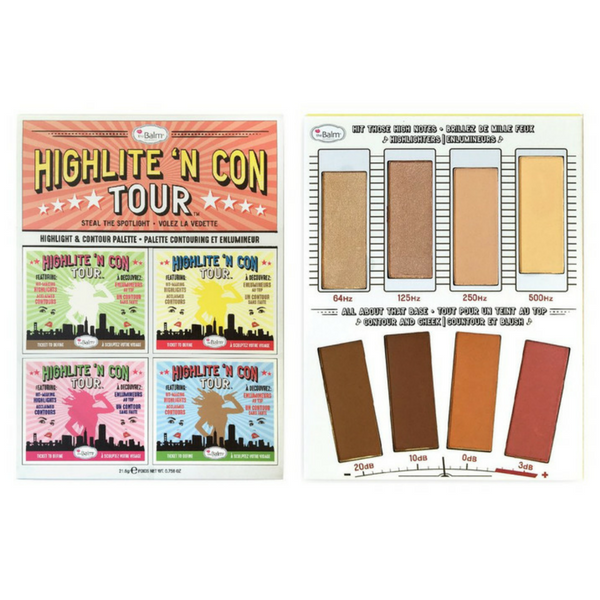 Highlite 'N Con Tour