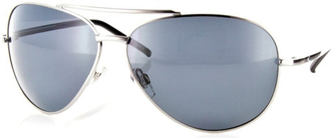 CARVE Top Dog Aviator SILVER