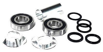 Colony BMX Mid 22mm Bottom Bracket Kit POLISHED 150gms