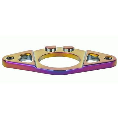 Colony BMX 6061 Alloy Stem Gyro Plate RAINBOW 15gms