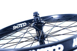 "Colony 20"" Wheel Set BMX Black Pintour Rim With Wasp Hubs Right Drive BLACK"