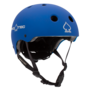 PRO TEC - Classic Certified Helmets- Youth Small - MATTE BLUE