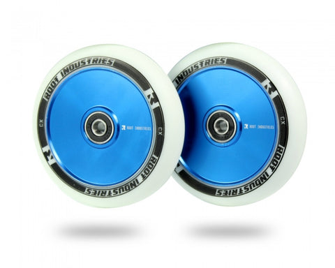 Root Industries Air 110mm Scooter Wheels ASSORTED WHITE PU 220gms