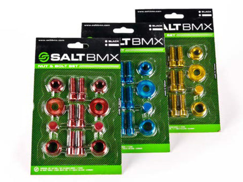 Salt V2 But and V2 Nut Kit GOLD