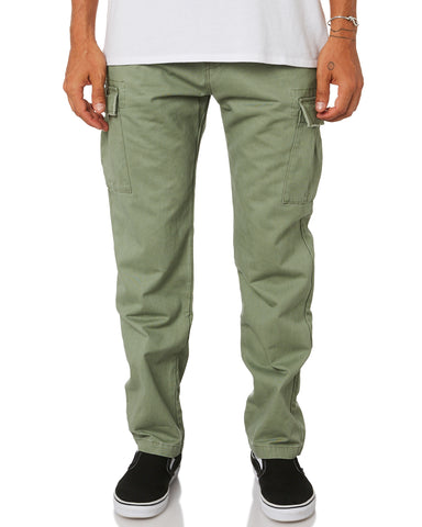 RUSTY Eatya 3 Cargo Pants ARMY
