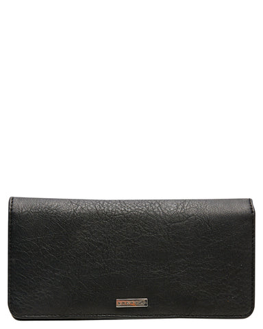 Ladies Rusty Willow Wallet BLACK