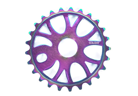 COLONY BMX Endeavour Sprocket 25t - RAINBOW