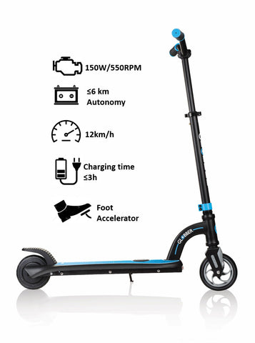 Globber ONE K Emotion Kids Electric Scooter