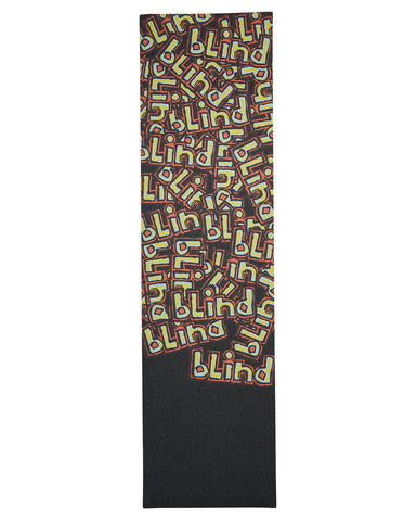 BLIND - Letter drop Grip Tape Sheet