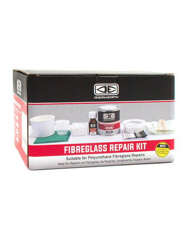 O&E Fibreglass Repair Kit