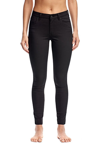 RES -  Kitty Skinny High Waist Jean - BLACK