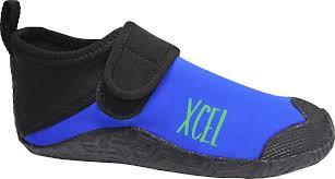 XCEL Youth Reef Bootie 1mm BLUE