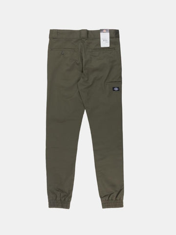 DICKIES - Cuff Pant - ARMY GREEN