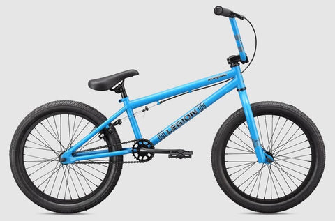 "Mongoose L10 20"" BMX - MATTE BLUE"
