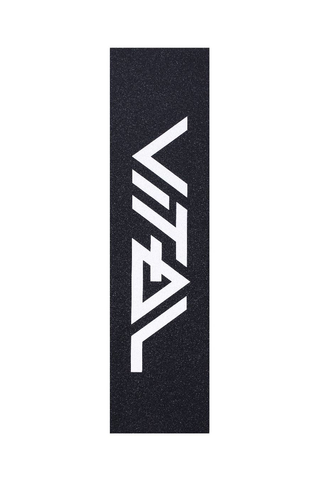 Vital Grip Tape - LOGO WHITE