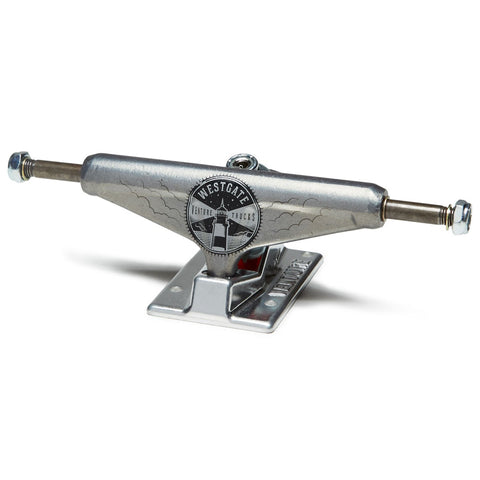 "VENTURE Trucks HI LT Westgate 5.25"" BLACK/POLISHED SMOKE"