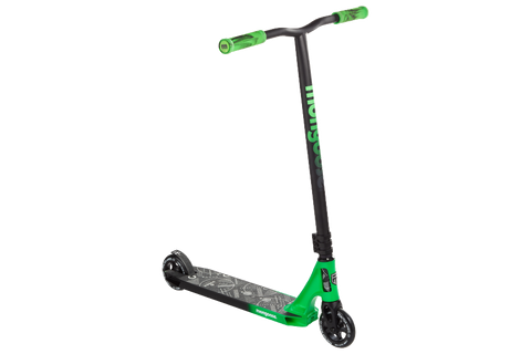 Mongoose Stance Team  - GREEN BLACK