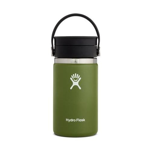 HYDRO FLASK 12 oz Coffee Flask - OLIVE