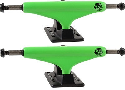 "Industrial Trucks 5.25"" NEON GREEN BLACK"