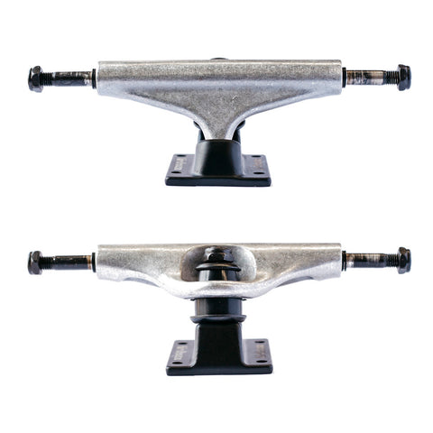 "Birdhouse Trucks LV3 5.25"" RAW BLACK"