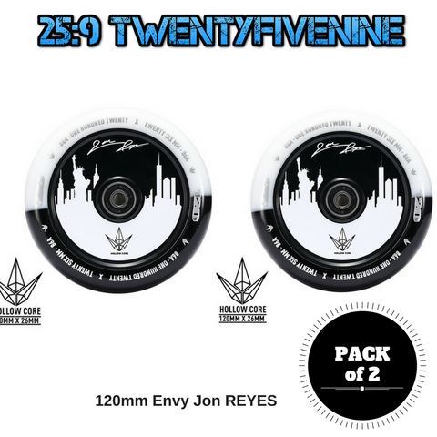 Envy Jon REYES Wheels 120mm