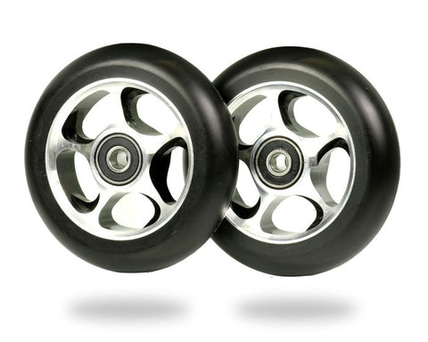 Root Industries Re Entry Wheels BLACK 100mm
