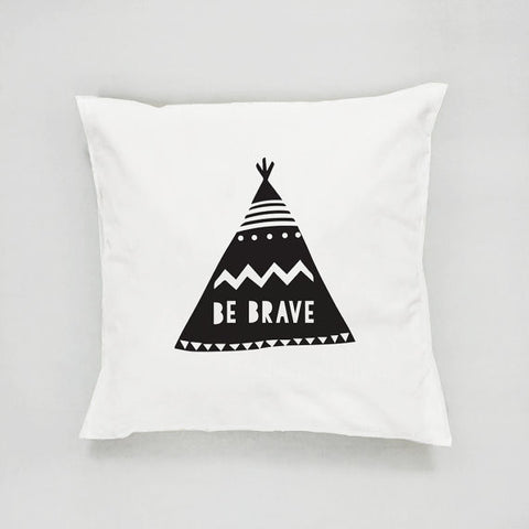 Be brave - Pillow