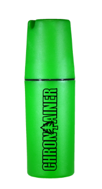NEON GREEN CHRONTAINER