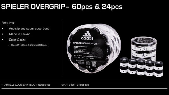 Spieler Over Grip (24pcs)