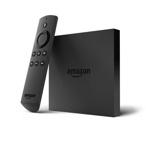 Jailbroken Amazon fire tv box