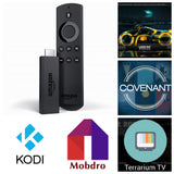 Amazon Fire tv Stick Second Gen Covenant Terrarium Tv Kodi Mobdro