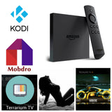 AMAZON FIRE TV 4K w/ ALEXA QUADCORE BOX by TechlifeTV