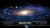 Android streaming apps in Kodi APks