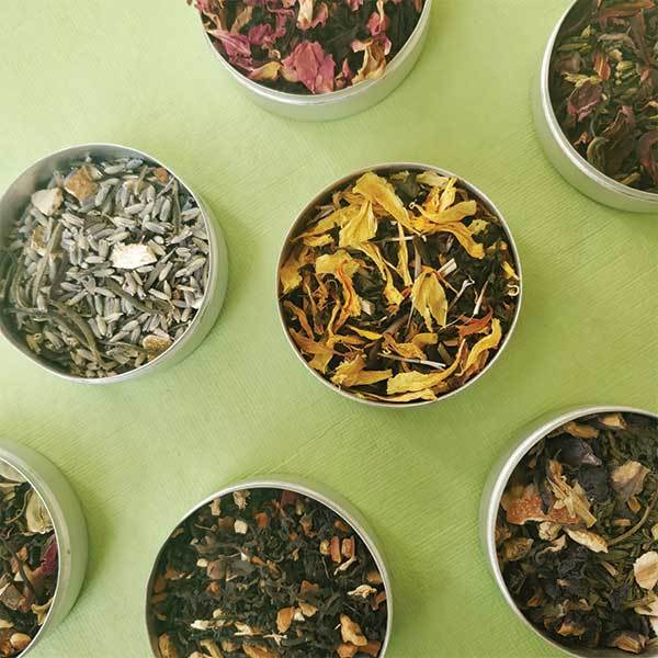 The Art of Tea Blending
