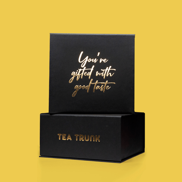 You're Gifted. Matcha Gift Box - Tea Trunk