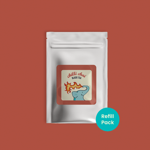 Chilli Chai Black Tea - Refill Pack