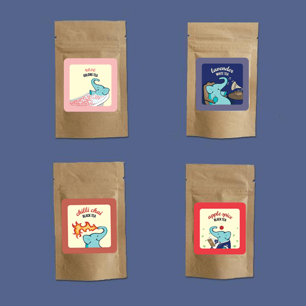 Exotic Teas Samplers - Tea Trunk