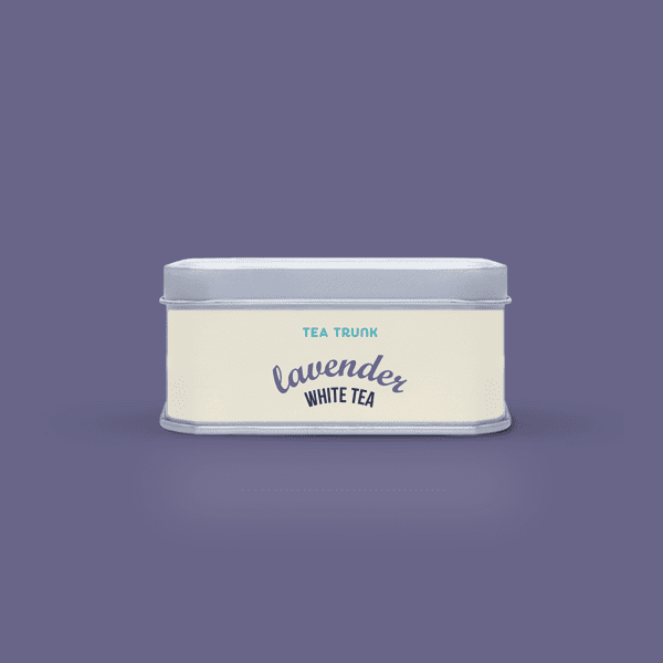 Lavender White Tea - Mini