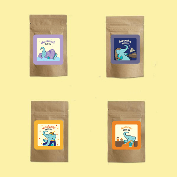 Low caffeine Tea Samplers - Tea Trunk