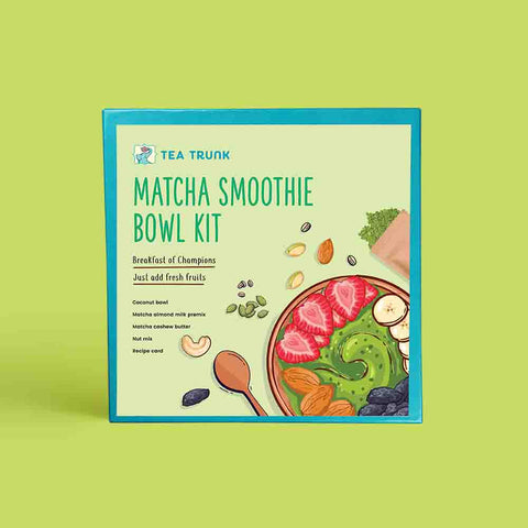 Matcha Smoothie Bowl Kit