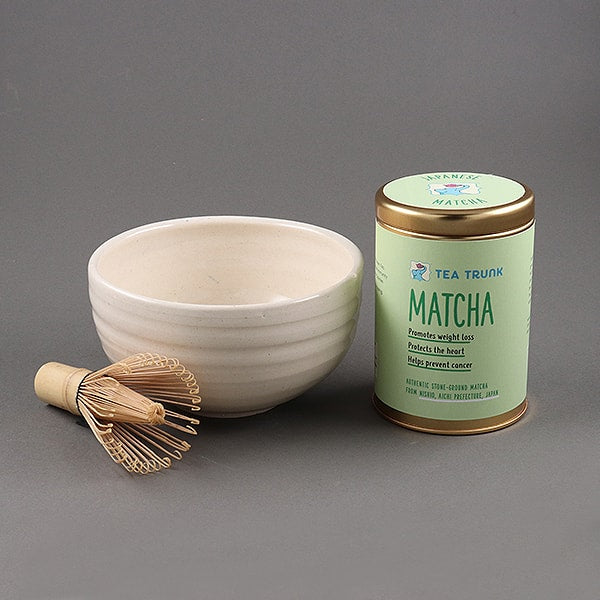 Matcha Brewing Kit - Tea Trunk