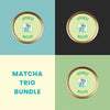 Matcha Trio Tea Bundle - Tea Trunk