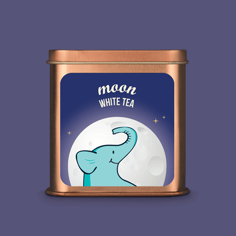 Moon White Tea
