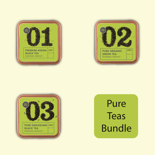 Pure Tea Bundle - Tea Trunk